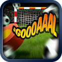 iGoooaaal - The Soccer Game icon