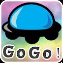 GOGO UFO logo