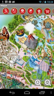 Gardaland Resort Official App - náhled