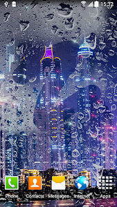Dubai Night Live Wallpaper screenshot 3