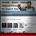 Model Collector Shop icon