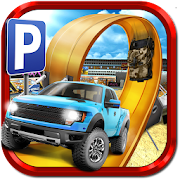 Game 3D Monster Truck Parking Game APK for Windows Phone