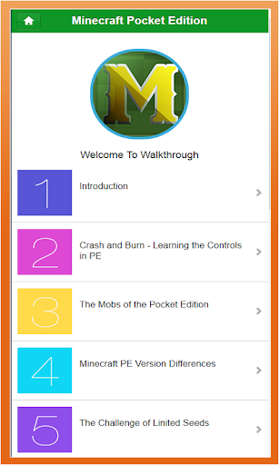 Pocket Minecraf Edition Guide
