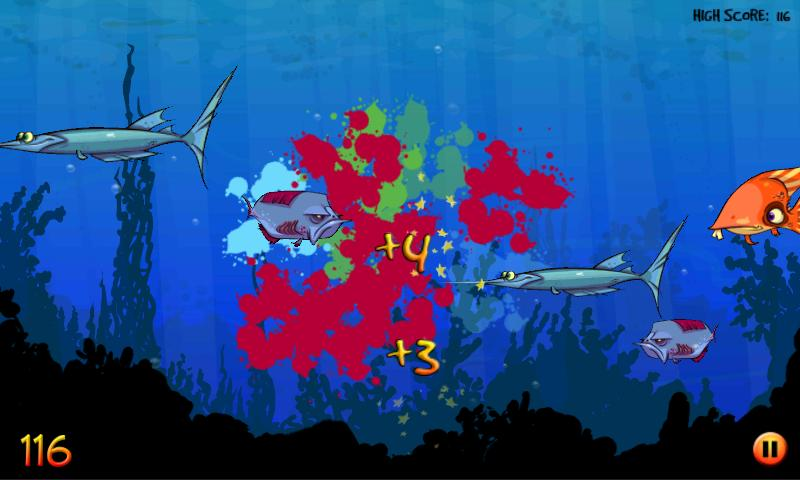 FishPop - screenshot