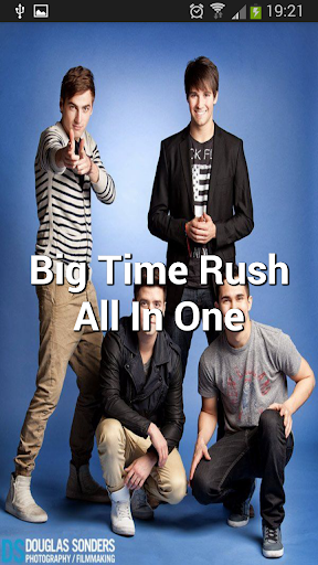 Big Time Rush All In One