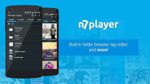 n7player Music Player Screenshot 13