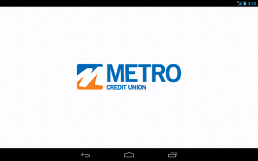 Metro Credit Union for Tablet