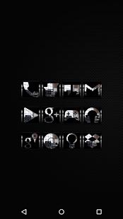 Krome - Icon Pack - screenshot thumbnail