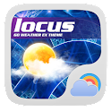 LOCUS THEME GO WEATHER EX icon
