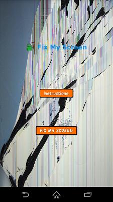 Fix My Screen - screenshot