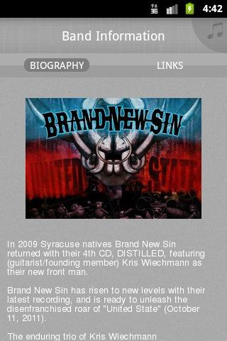 Brand New Sin - screenshot