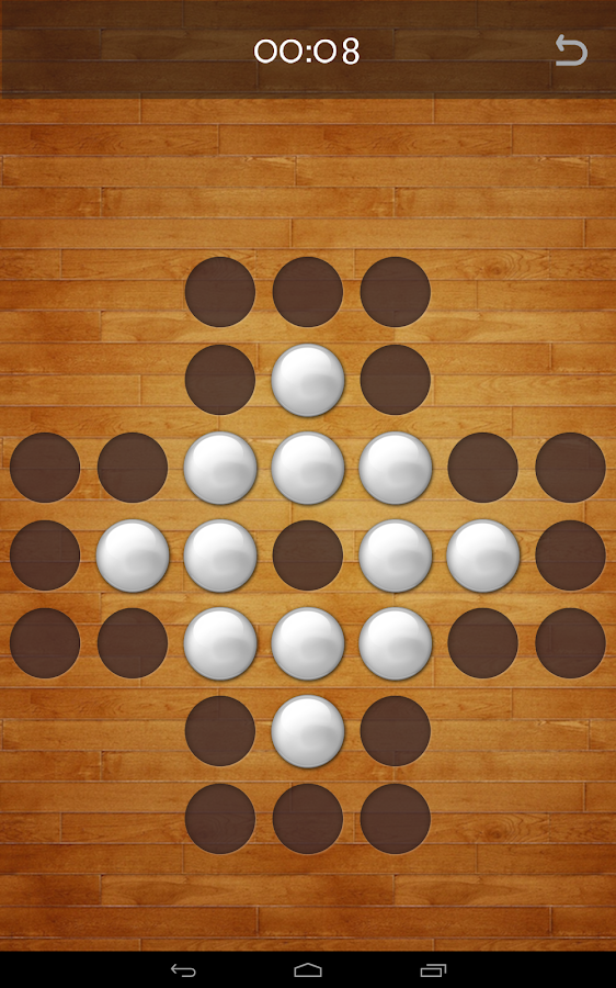 Marble Solitaire Pro- screenshot