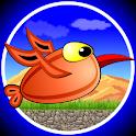 Hungry Bird Jungle icon