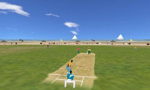Beach Cricket  screenshots 3