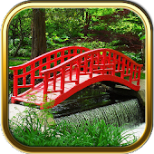 Free Japanese Garden Puzzles