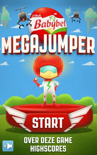 Mini Babybel - Megajumper