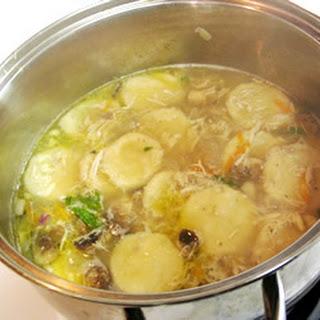 Flat Dumplings
