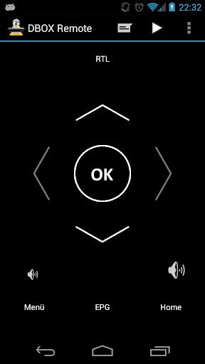 DBOX Remote