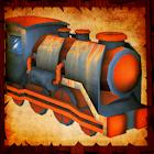 狂野的西部的火车 icon