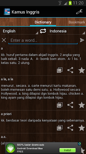 Kamus Besar Bahasa Indonesia on the App Store - iTunes - Apple
