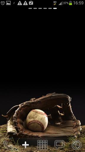 Free Baseball Live Wallpaper APK Captura De Pantalla