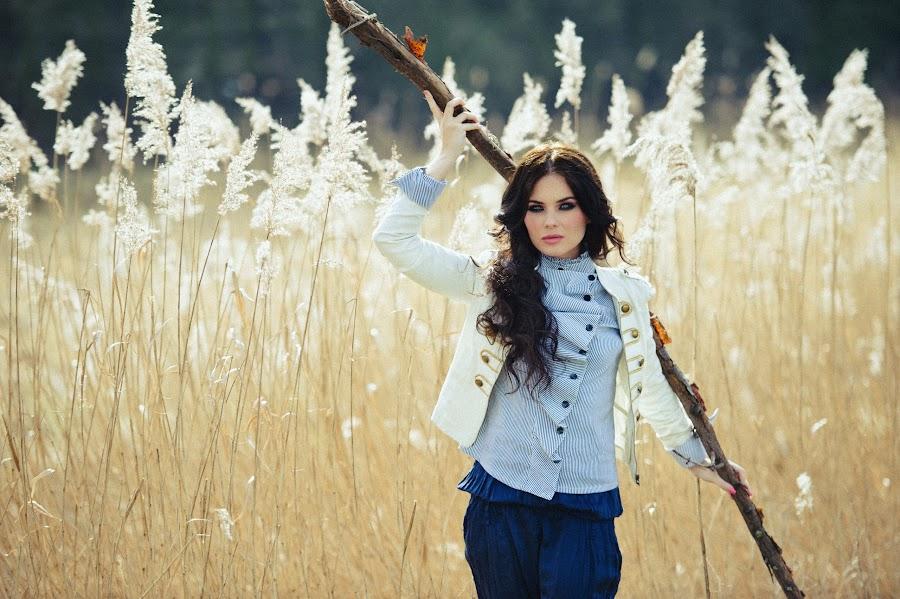 Tamara by Arrien van Vliet - People Fashion