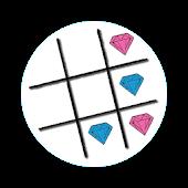 Tic Tac Toe Jewels & Gems free