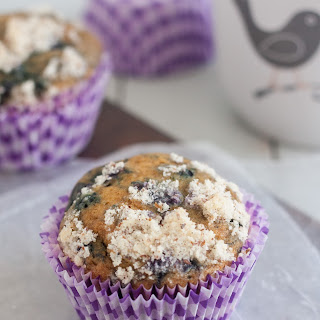 Bouchon Bakery Blueberry Muffins.