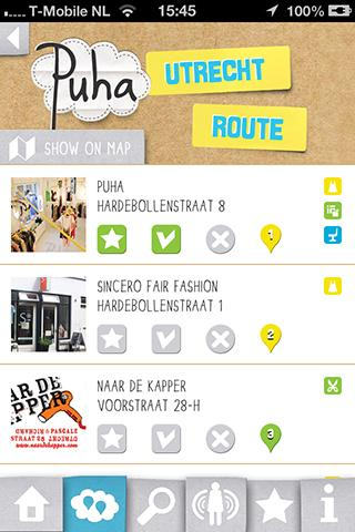 Puha's Shop Route - screenshot