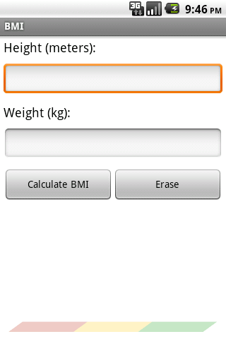 Healthy Weight - BMI