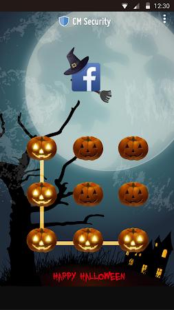AppLock Theme - Halloween 1.0.2 screenshot 5800