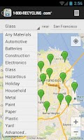 Screenshot of 1800Recycling.com