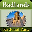 Badlands National Park - USA icon