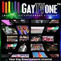 GayTVone logo