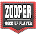 Mock-up Player for Zooper icon