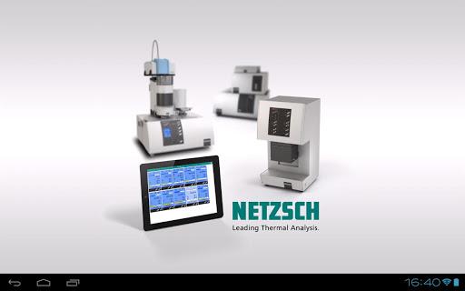 NETZSCH Instrument Cockpit