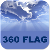 360° Flag Background Pack