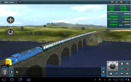 Trainz Simulator screenshot