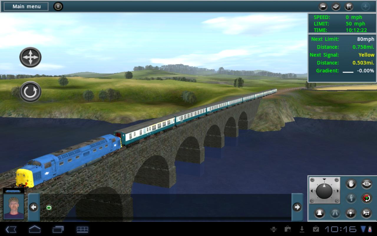 Trainz Simulator- screenshot
