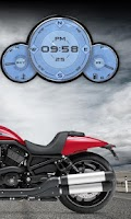 Screenshot of Harley Davidson Night Rod LWP