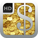 Flying Million Dollar LWP HD icon
