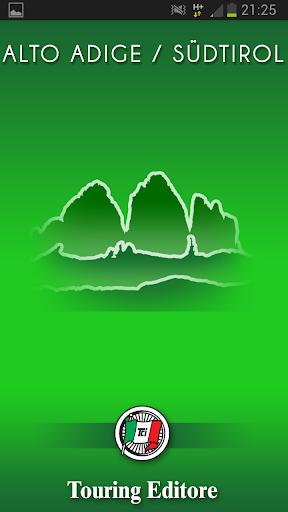 Alto Adige Guida Verde Touring
