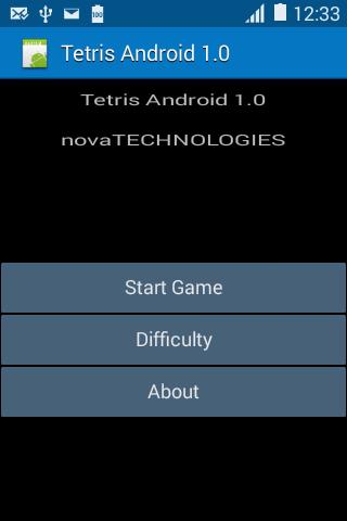 Tetrix Basic