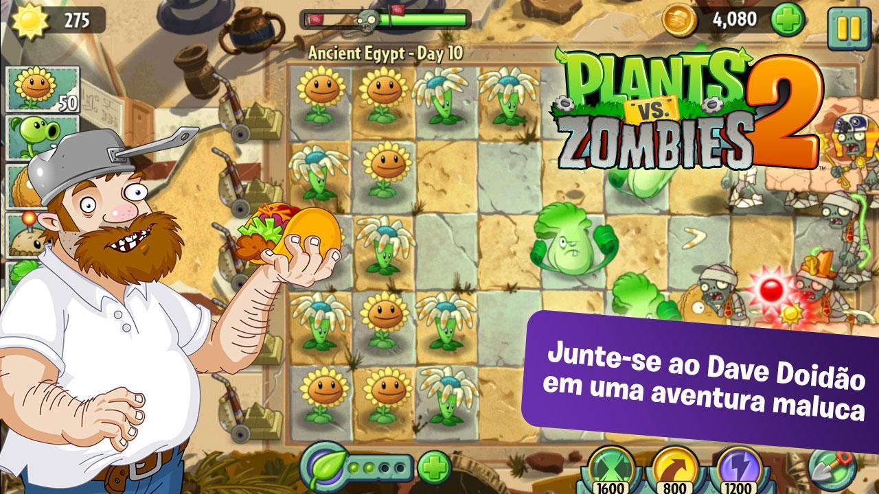 Plants vs Zombis
