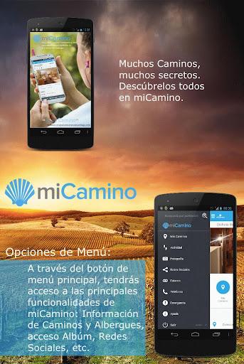 my Camino de Santiago Mobile