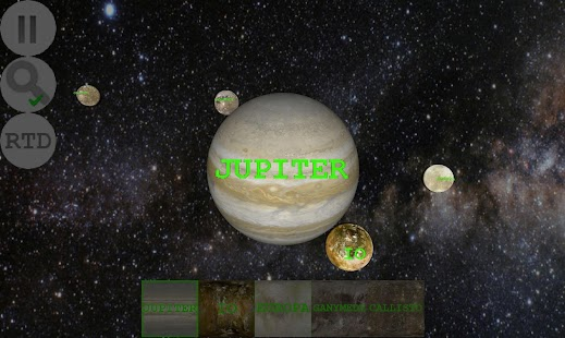 Planet Finder +- screenshot thumbnail