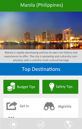 Manila Offline Travel Guide