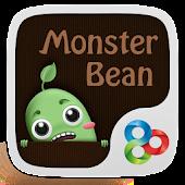 Monster Bean GO Launcher Theme