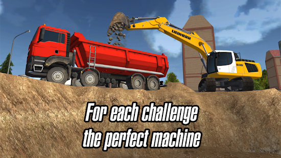 Construction Simulator 2014- screenshot thumbnail