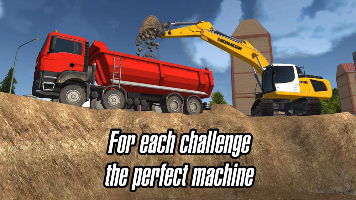 Construction Simulator 2014 screenshot #11